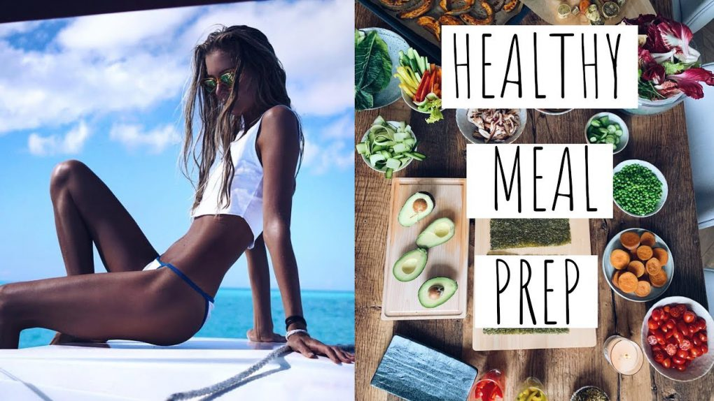MEAL PREP // HEALTHY DIET, WEIGHT LOSS,  QUICK & EASY MEALS