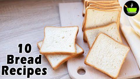10 Bread Breakfast Recipes   15 mins Breakfast Recipes   Instant Breakfast   Breakfast Recipes