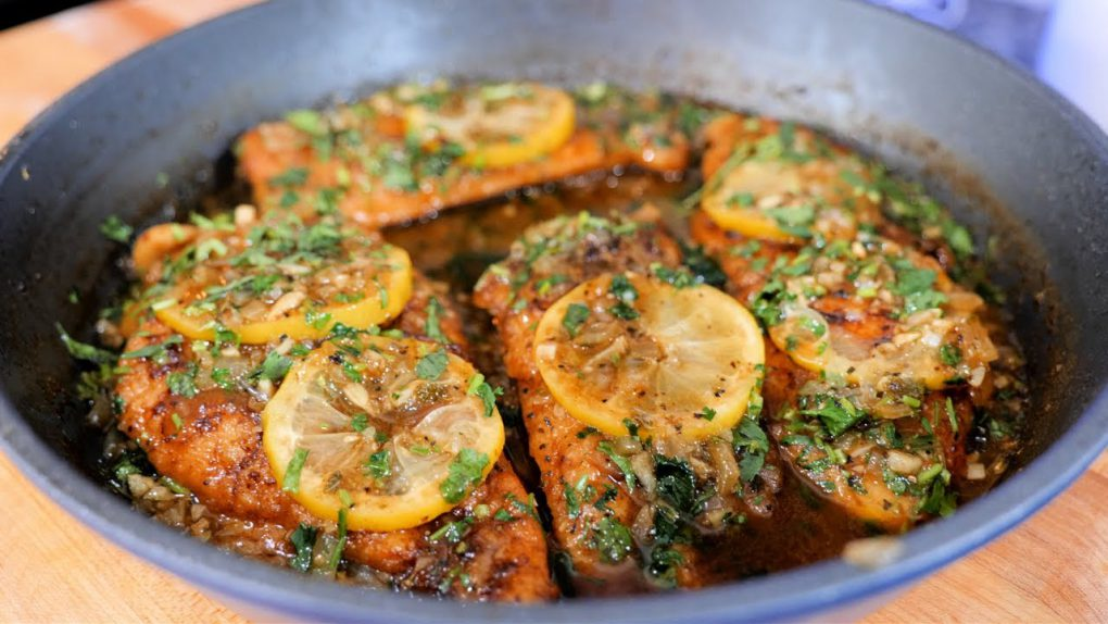 How to make The BEST Lemon Chicken Recipe