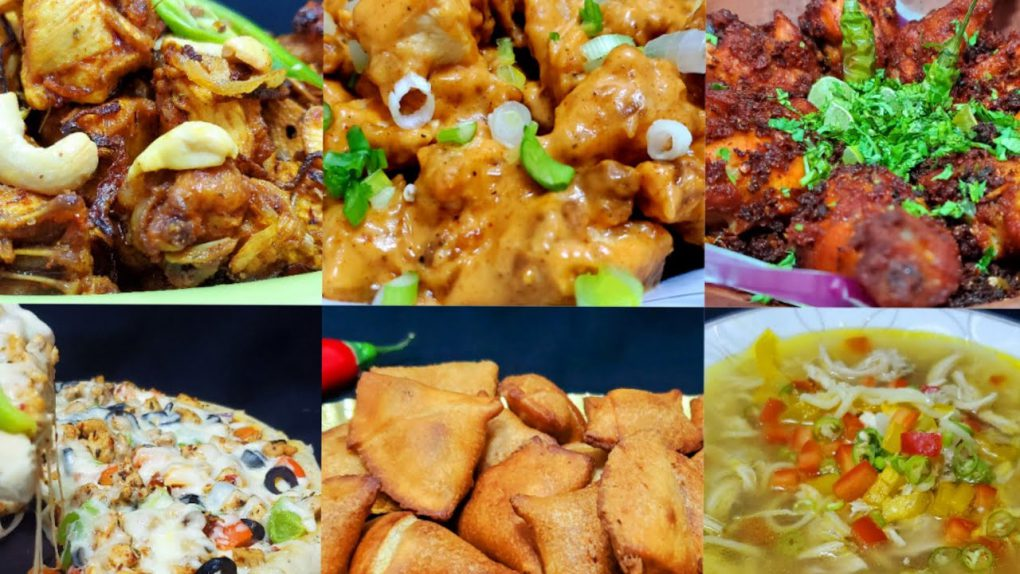 11 Chicken Recipes/ Quick & Easy Chicken Recipes /Indian Chicken Recipes/Ayyasha's world Recipe