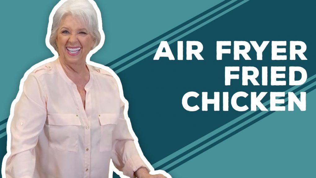 Love & Best Dishes: Air Fryer Fried Chicken Recipe