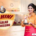 Tahini Salad Dressing   Shilpa Shetty Kundra   Healthy Recipes   The Art Of Loving Food