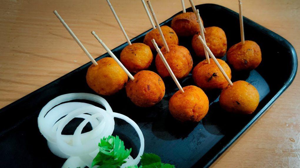 10 Minutes Recipe   Veg Starters Recipe   Evening Snacks Recipe   Easy Snacks Recipe #Shorts
