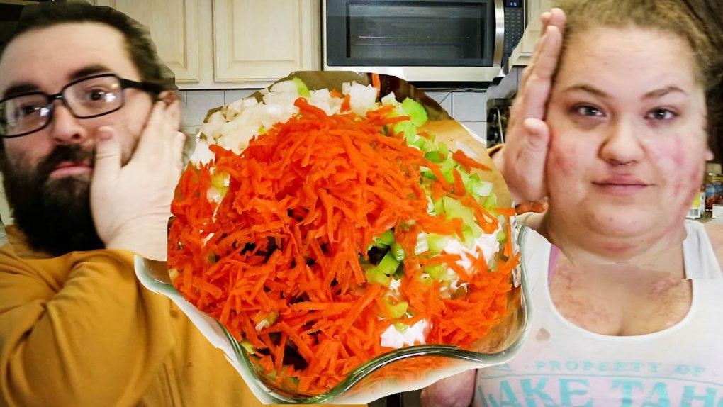 MACARONI SALAD   FAMILY RECIPES- SIDE DISH