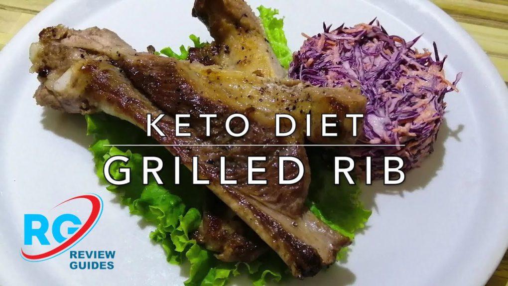 Keto Grilled Rib   Best Keto Diet Recipes