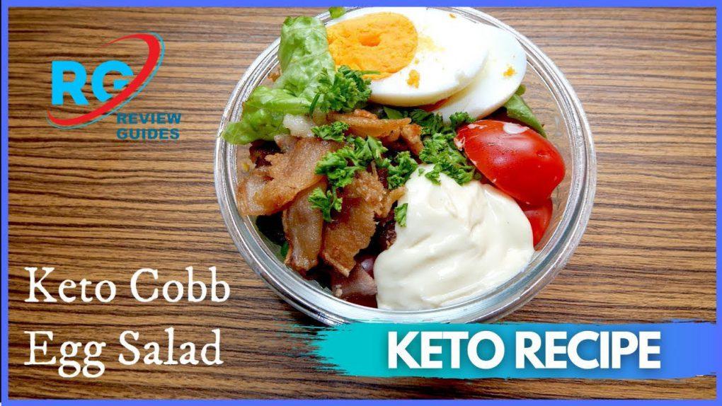 Keto Cobb  Egg Salad   Best Keto Diet Recipes