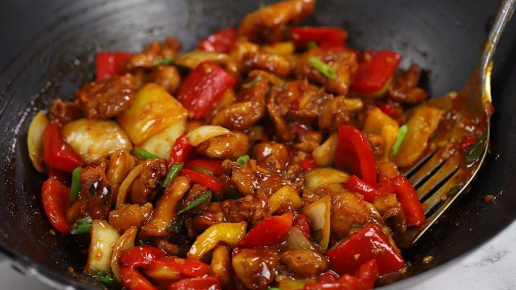 How To Make The Best Chicken Stir Fry | Perfect Chicken Stir Fry