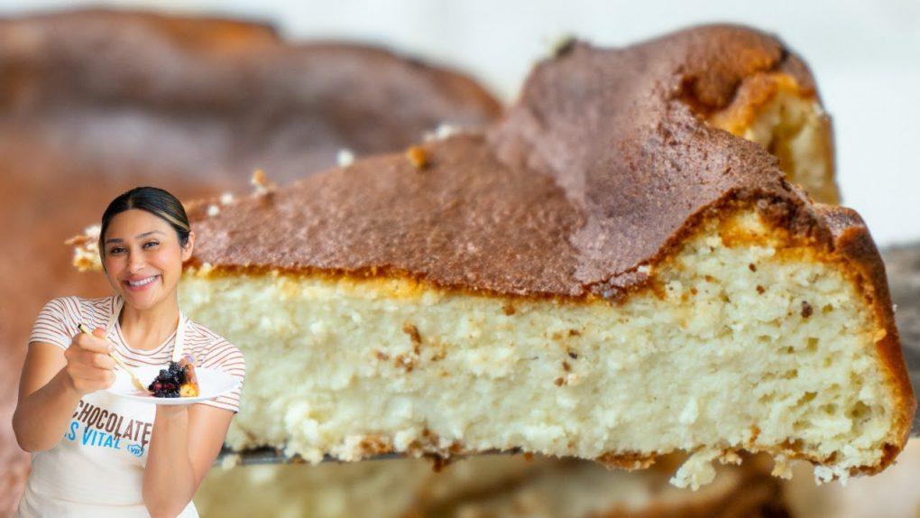 Keto Basque Cheesecake! How To Make Keto Basque Burnt Cheesecake Recipe