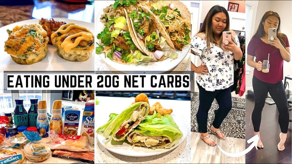 EATING UNDER 20G NET CARB WITH KETO | REALISTIC MEALS + KETO MUST HAVES✨ BARBACOA TACOS + DIRTY KETO