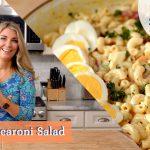 Easy Macaroni Salad Recipe